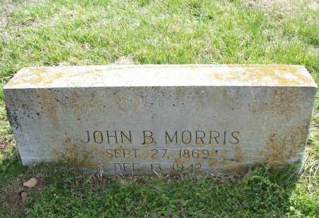 MORRIS, JOHN B. - Benton County, Arkansas | JOHN B. MORRIS - Arkansas Gravestone Photos