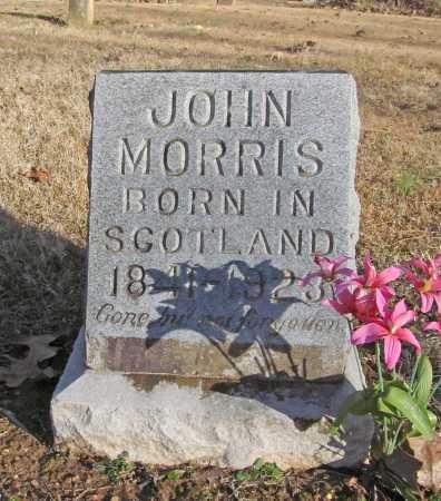 MORRIS, JOHN - Benton County, Arkansas | JOHN MORRIS - Arkansas Gravestone Photos