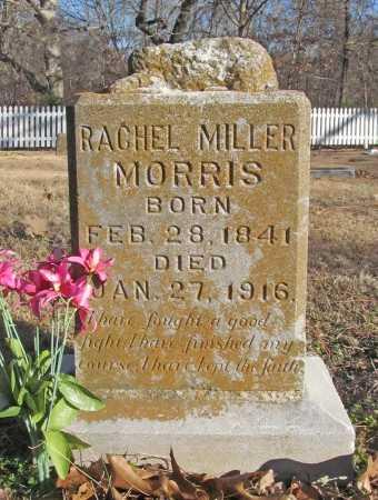 MILLER MORRIS, RACHEL - Benton County, Arkansas | RACHEL MILLER MORRIS - Arkansas Gravestone Photos