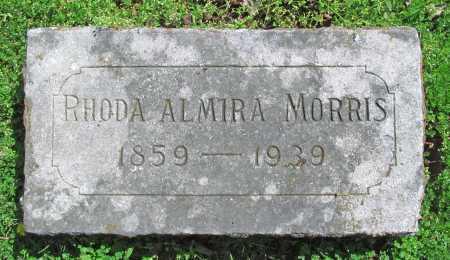 MORRIS, RHODA ALMIRA - Benton County, Arkansas | RHODA ALMIRA MORRIS - Arkansas Gravestone Photos