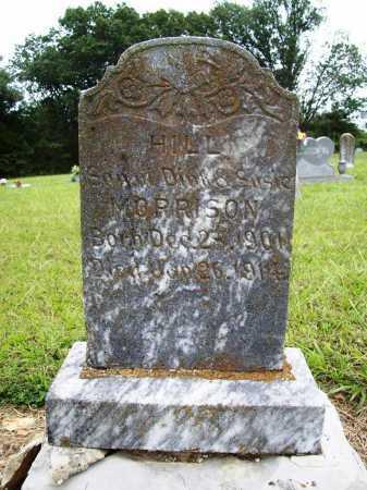 MORRISON, HILL - Benton County, Arkansas | HILL MORRISON - Arkansas Gravestone Photos