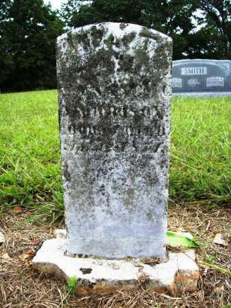 MORRISON, INFANT SON - Benton County, Arkansas   INFANT SON MORRISON - Arkansas Gravestone Photos
