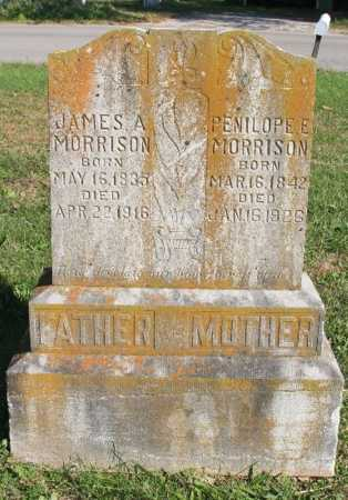 GRIMSLEY MORRISON, PENILOPE E - Benton County, Arkansas | PENILOPE E GRIMSLEY MORRISON - Arkansas Gravestone Photos