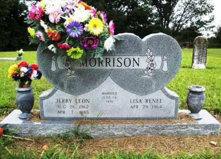 MORRISON, JERRY LEON - Benton County, Arkansas | JERRY LEON MORRISON - Arkansas Gravestone Photos