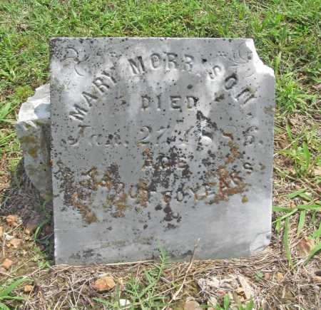 MORRISON, MARY - Benton County, Arkansas | MARY MORRISON - Arkansas Gravestone Photos