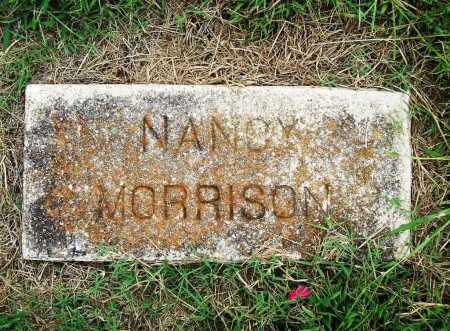 MORRISON, NANCY - Benton County, Arkansas | NANCY MORRISON - Arkansas Gravestone Photos