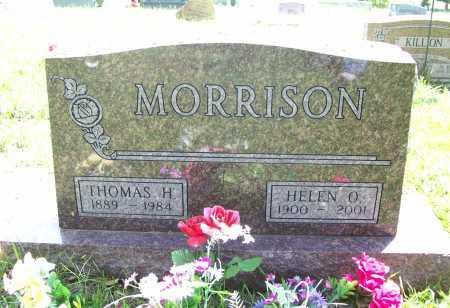 MORRISON, HELEN O. - Benton County, Arkansas | HELEN O. MORRISON - Arkansas Gravestone Photos