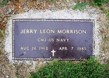 MORRISON (VETERAN), JERRY LEON - Benton County, Arkansas | JERRY LEON MORRISON (VETERAN) - Arkansas Gravestone Photos