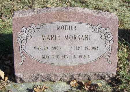 MORSANI, MARIE - Benton County, Arkansas   MARIE MORSANI - Arkansas Gravestone Photos