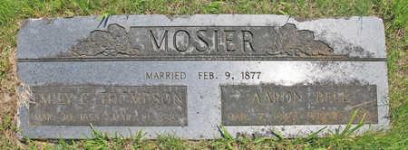 MOSIER, EMILY C - Benton County, Arkansas | EMILY C MOSIER - Arkansas Gravestone Photos