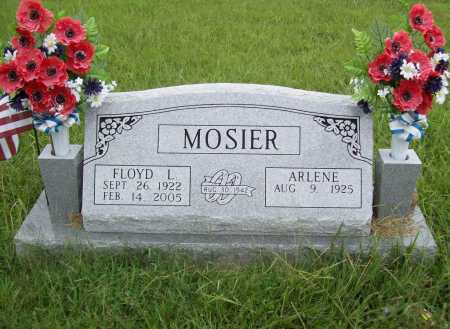 MOSIER, FLOYD LESLEY - Benton County, Arkansas | FLOYD LESLEY MOSIER - Arkansas Gravestone Photos