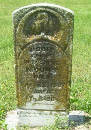 MOUNT, ROBIE - Benton County, Arkansas | ROBIE MOUNT - Arkansas Gravestone Photos