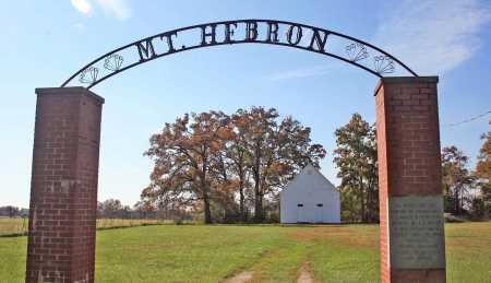 *MT. HEBRON CEMETERY,  - Benton County, Arkansas |  *MT. HEBRON CEMETERY - Arkansas Gravestone Photos