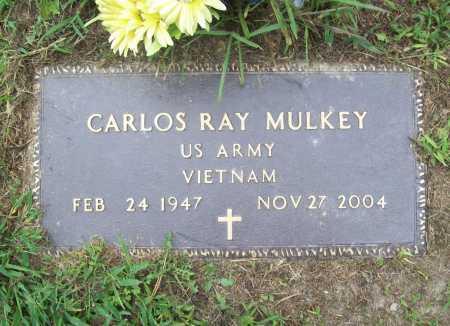 MULKEY (VETERAN VIET), CARLOS RAY - Benton County, Arkansas   CARLOS RAY MULKEY (VETERAN VIET) - Arkansas Gravestone Photos