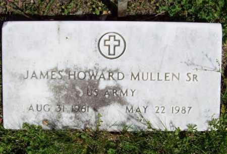 MULLEN, SR (VETERAN), JAMES HOWARD - Benton County, Arkansas | JAMES HOWARD MULLEN, SR (VETERAN) - Arkansas Gravestone Photos