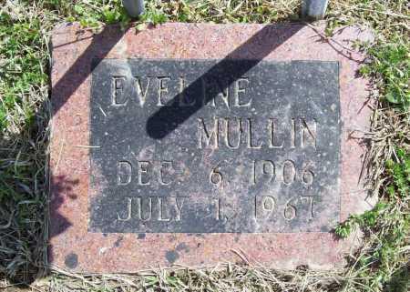 BECK MULLIN, EVELINE - Benton County, Arkansas   EVELINE BECK MULLIN - Arkansas Gravestone Photos