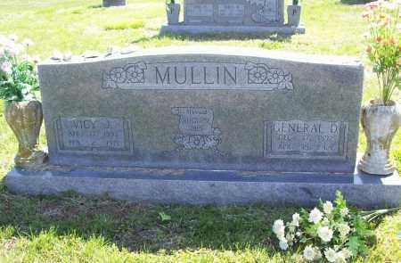 MULLIN, VICY J. - Benton County, Arkansas   VICY J. MULLIN - Arkansas Gravestone Photos
