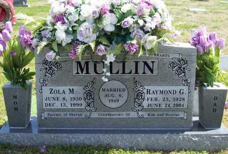 SPENCE MULLIN, ZOLA MAE - Benton County, Arkansas | ZOLA MAE SPENCE MULLIN - Arkansas Gravestone Photos