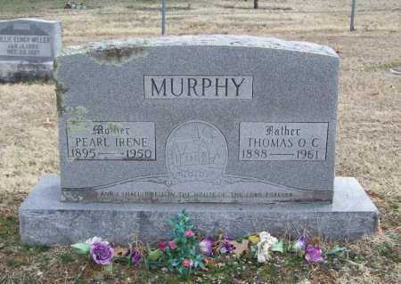 MURPHY, THOMAS O. C. - Benton County, Arkansas | THOMAS O. C. MURPHY - Arkansas Gravestone Photos