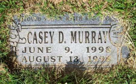 MURRAY, CASEY D. - Benton County, Arkansas | CASEY D. MURRAY - Arkansas Gravestone Photos