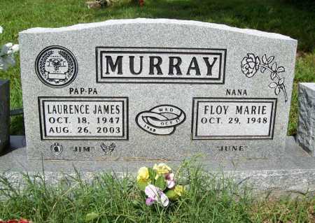 "MURRAY, LAURENCE JAMES ""JIM"" - Benton County, Arkansas | LAURENCE JAMES ""JIM"" MURRAY - Arkansas Gravestone Photos"