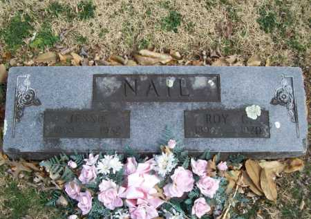 NAIL, ROY C. - Benton County, Arkansas   ROY C. NAIL - Arkansas Gravestone Photos