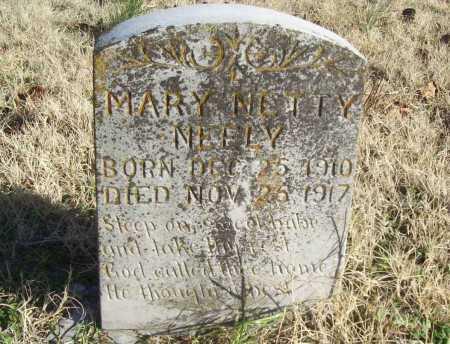NEELY, MARY NETTY - Benton County, Arkansas | MARY NETTY NEELY - Arkansas Gravestone Photos