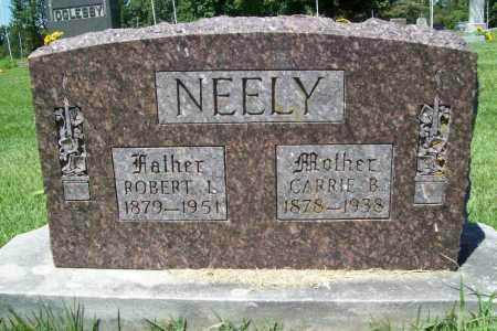 NEELY, ROBERT L. - Benton County, Arkansas | ROBERT L. NEELY - Arkansas Gravestone Photos