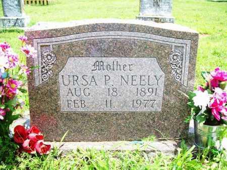 NEELY, URSA PEARL - Benton County, Arkansas | URSA PEARL NEELY - Arkansas Gravestone Photos