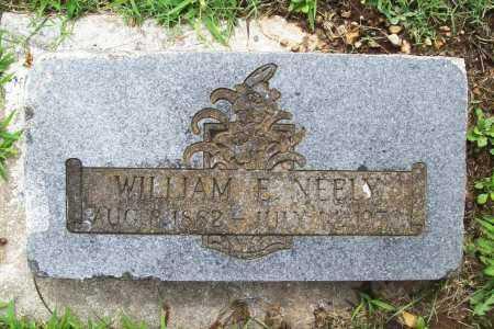 NEELY, WILLIAM E. - Benton County, Arkansas   WILLIAM E. NEELY - Arkansas Gravestone Photos