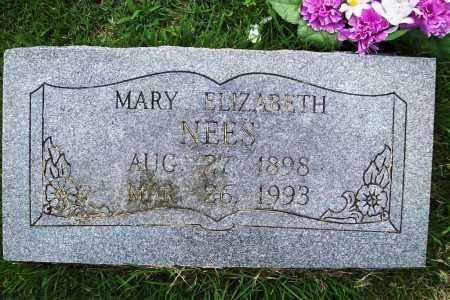 NEES, MARY ELIZABETH - Benton County, Arkansas   MARY ELIZABETH NEES - Arkansas Gravestone Photos