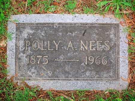NEES, POLLY A. - Benton County, Arkansas | POLLY A. NEES - Arkansas Gravestone Photos