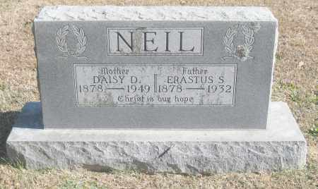 NEIL, DAISY D. - Benton County, Arkansas | DAISY D. NEIL - Arkansas Gravestone Photos