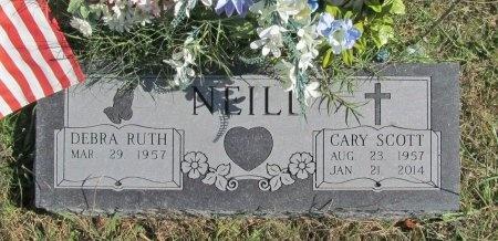 NEILL, CARY SCOTT - Benton County, Arkansas | CARY SCOTT NEILL - Arkansas Gravestone Photos