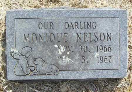 NELSON, MONIQUE - Benton County, Arkansas | MONIQUE NELSON - Arkansas Gravestone Photos