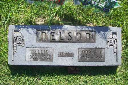 NELSON, NELLIE - Benton County, Arkansas | NELLIE NELSON - Arkansas Gravestone Photos