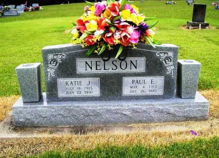 NELSON, KATIE J. - Benton County, Arkansas | KATIE J. NELSON - Arkansas Gravestone Photos