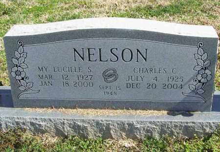 NELSON, LUCILLE S. - Benton County, Arkansas | LUCILLE S. NELSON - Arkansas Gravestone Photos