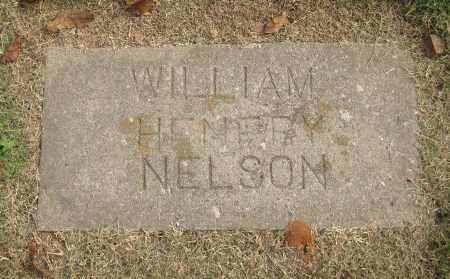 NELSON, WILLIAM HENERY - Benton County, Arkansas | WILLIAM HENERY NELSON - Arkansas Gravestone Photos
