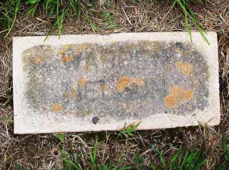 NELSON, WARREN - Benton County, Arkansas   WARREN NELSON - Arkansas Gravestone Photos