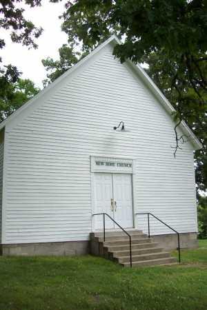 *NEW HOME CEMETERY,  - Benton County, Arkansas |  *NEW HOME CEMETERY - Arkansas Gravestone Photos