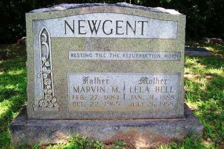 NEWGENT, MARVIN M. - Benton County, Arkansas | MARVIN M. NEWGENT - Arkansas Gravestone Photos