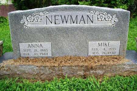 NEWMAN, MIKE - Benton County, Arkansas   MIKE NEWMAN - Arkansas Gravestone Photos