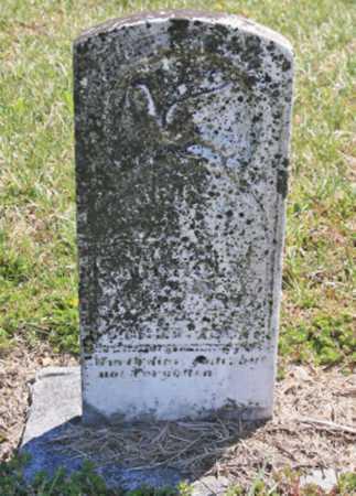 NICHOLS, MURTY M. - Benton County, Arkansas   MURTY M. NICHOLS - Arkansas Gravestone Photos