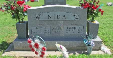 NIDA, DARRELL EDWARD - Benton County, Arkansas | DARRELL EDWARD NIDA - Arkansas Gravestone Photos