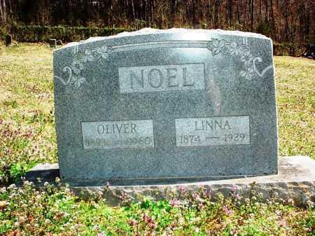 NOEL, LINNA - Benton County, Arkansas | LINNA NOEL - Arkansas Gravestone Photos