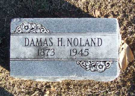 NOLAND, DAMAS HAYDEN - Benton County, Arkansas   DAMAS HAYDEN NOLAND - Arkansas Gravestone Photos
