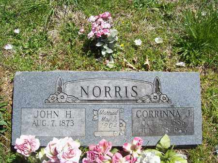 NORRIS, CORRINNA J. - Benton County, Arkansas | CORRINNA J. NORRIS - Arkansas Gravestone Photos