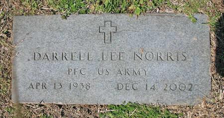 NORRIS (VETERAN), DARRELL LEE - Benton County, Arkansas | DARRELL LEE NORRIS (VETERAN) - Arkansas Gravestone Photos