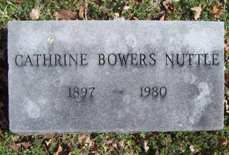 NUTTLE, CATHRINE - Benton County, Arkansas | CATHRINE NUTTLE - Arkansas Gravestone Photos